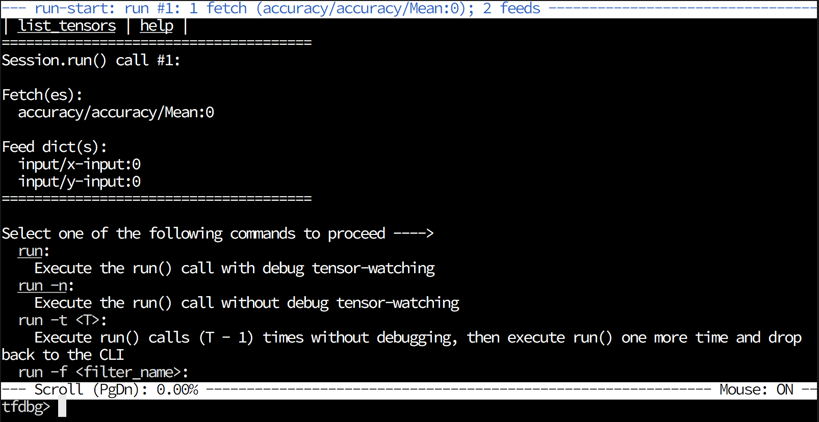 A Practical Guide for Debugging Tensorflow Codes (@wookayin)